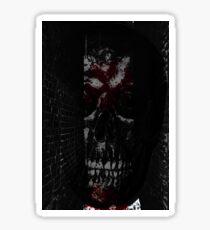 Skull ally Sticker