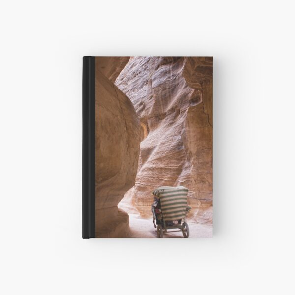 Canyon Carriage Hardcover Journal