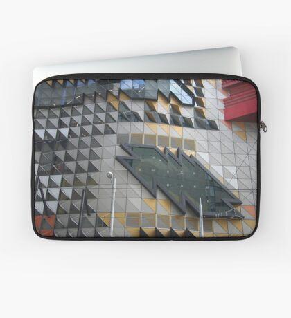 Building Facade Laptop Sleeve