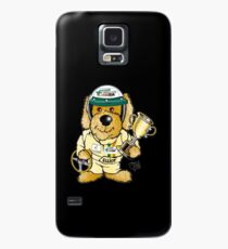 Elliot the Champion - Black Case/Skin for Samsung Galaxy
