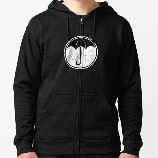 Umbrella Academy Shirt Zipped Hoodie