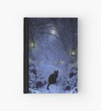 Frostar Midnight Hardcover Journal