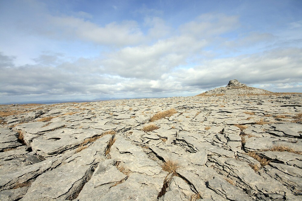 The Burren view by John Quinn