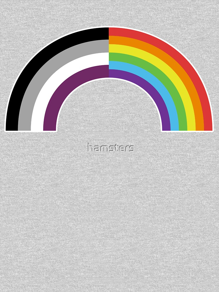 Homo-asexual Rainbow by hamsters