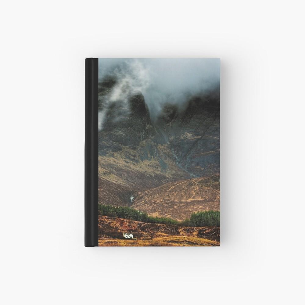 Misty Isle (3) Hardcover Journal