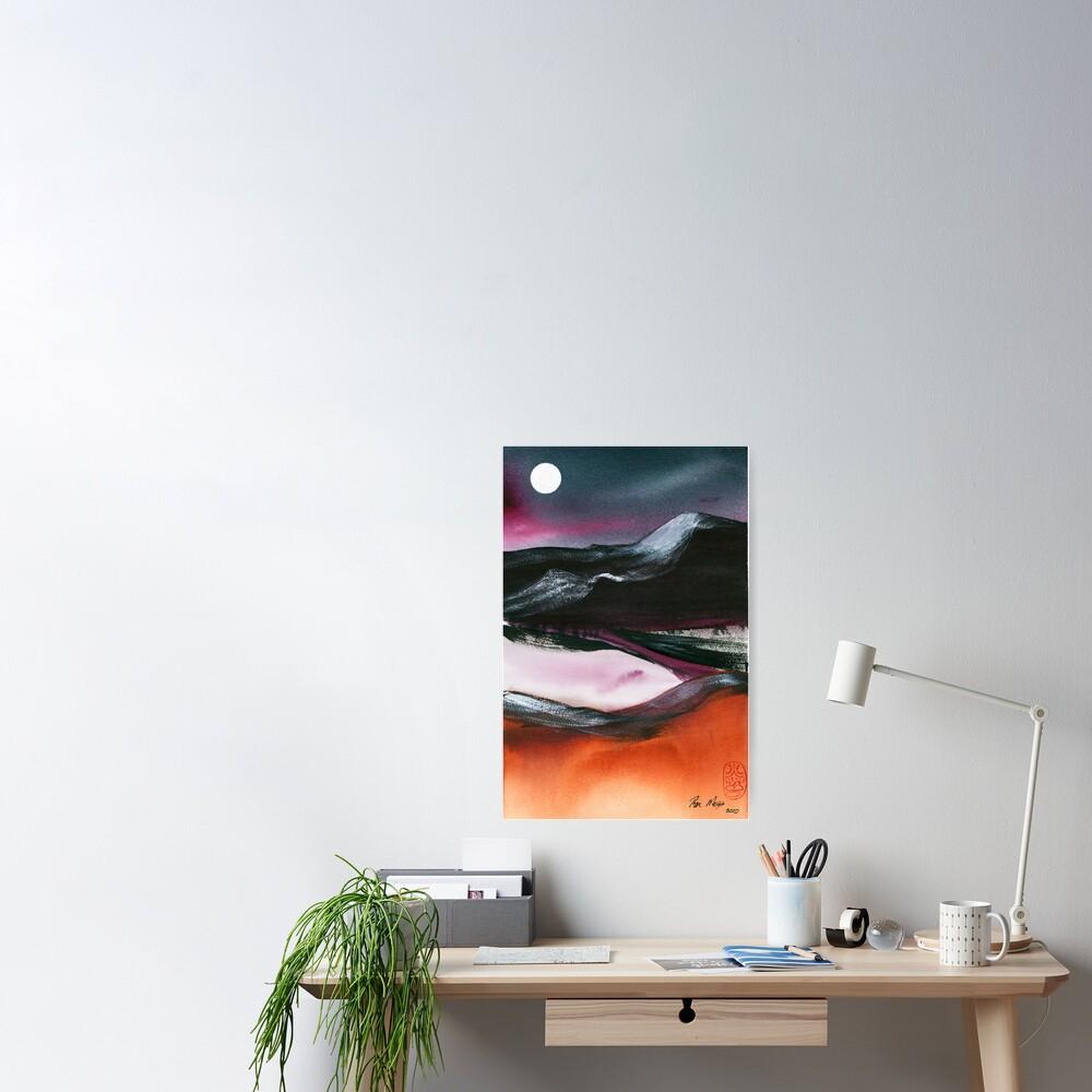 Moon Ridge Poster