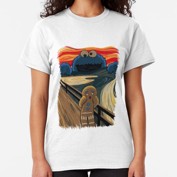 The cry: Cookie monster Classic T-Shirt