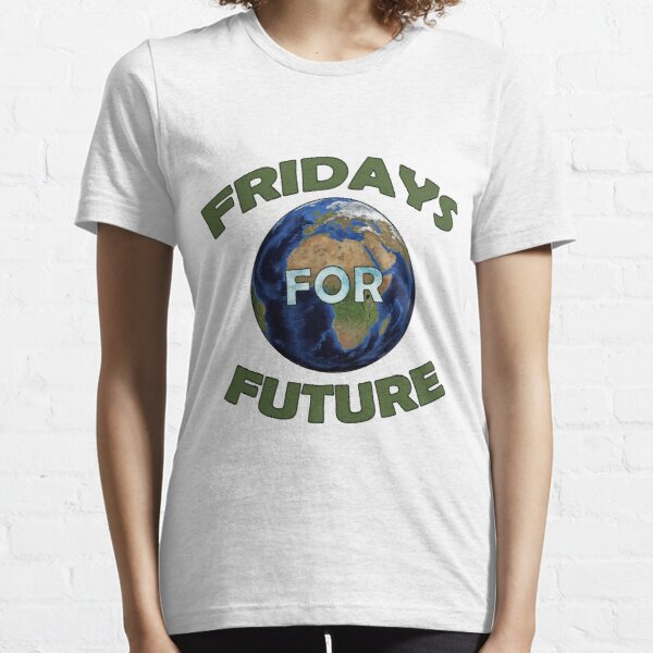 FRIDAYS FOR FUTURE Essential T-Shirt