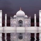 Taj Mahal by Rose Moxon