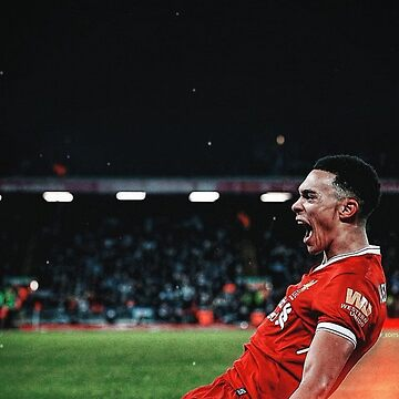 Trent Alexander-Arnold by irmatitaseptia