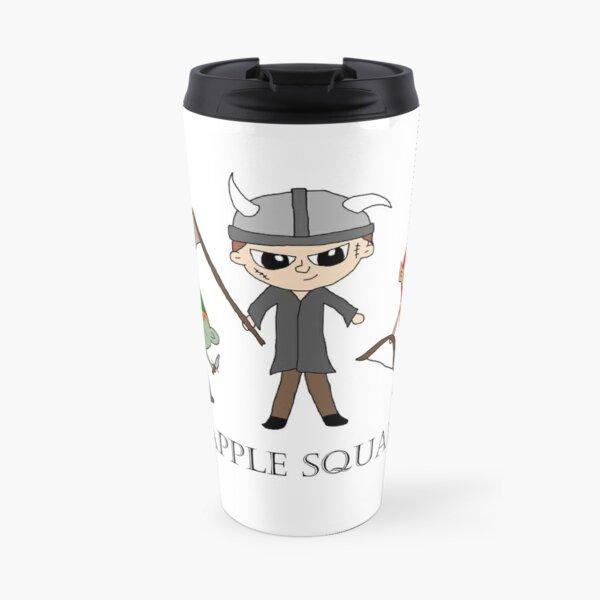 Apple Squadeth Chibi Travel Mug