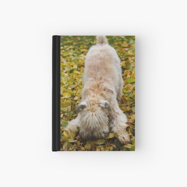 Nose Down Butt Up Hardcover Journal