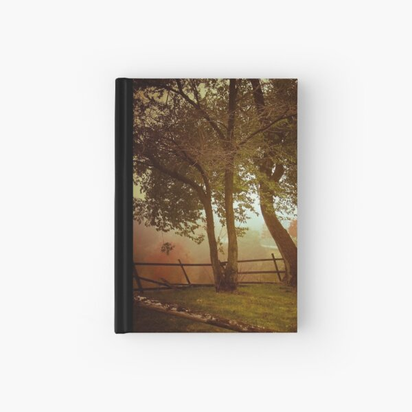 A Moment in Time Hardcover Journal