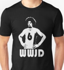 What Would Julius Do? Unisex T-Shirt