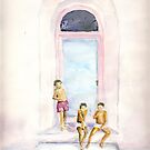 3 boys - 2 by J-C Saint-Pô