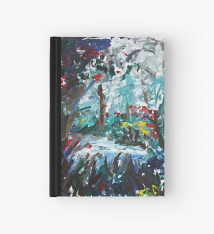 The Swimming Hole Hardcover Journal