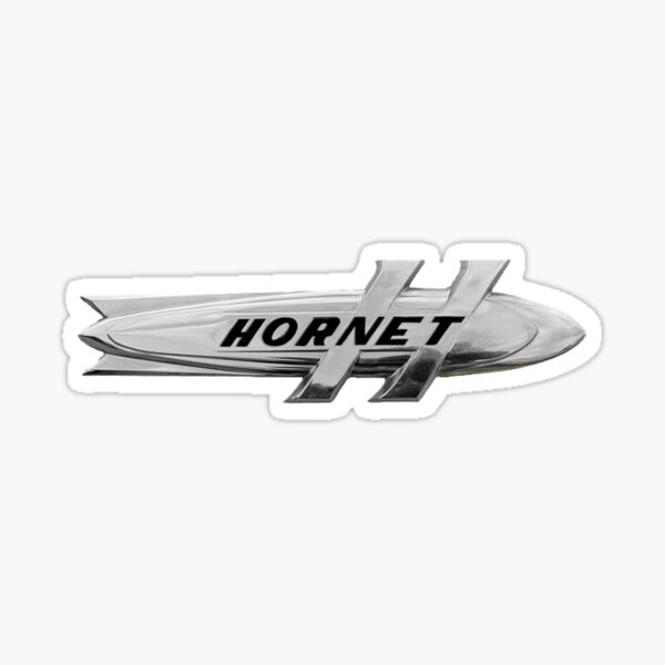 Hudson Hornet Stickers Redbubble