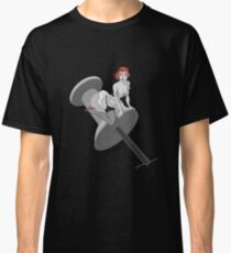 PINUP-RED Classic T-Shirt