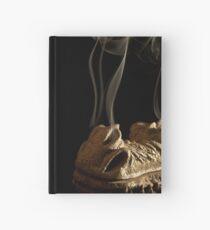 """Dragon's Breath"" Hardcover Journal"
