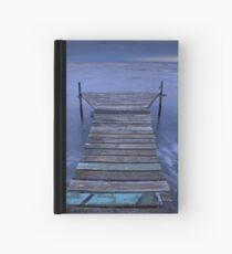Blue  Hardcover Journal