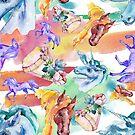 Unicorn Diamondism! by LordNeckbeard