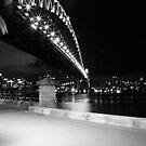 Sydney Harbour Bridge by elle2231