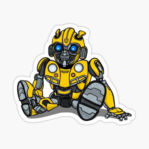 Baby Bumblebee Sticker