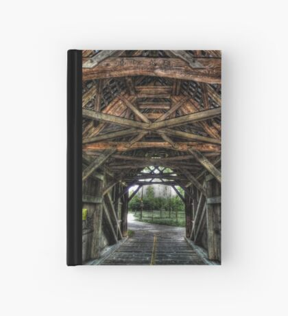 Old Time Crossings Hardcover Journal