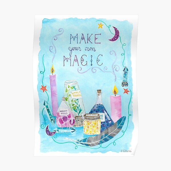 Make Your Own Magic Poster