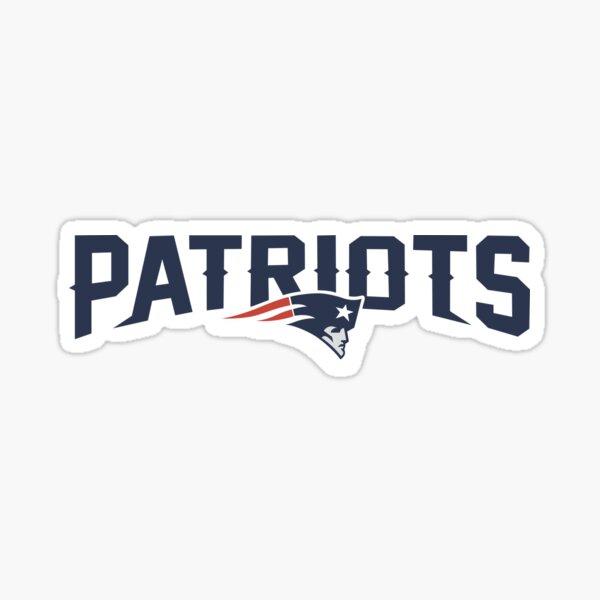patriots logo Sticker