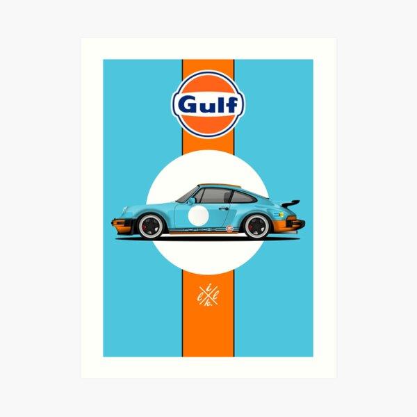 Classic Porsche Wall Art