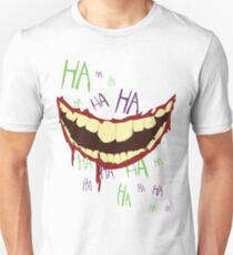 Can't Spell Slaughter Without Laughter T-Shirt