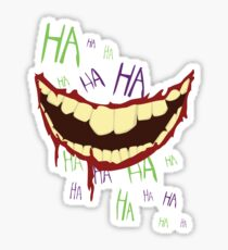 Can't Spell Slaughter Without Laughter Sticker