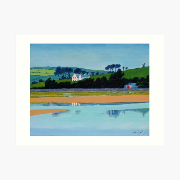 Clonakilty Bay (West Cork, Ireland) Art Print