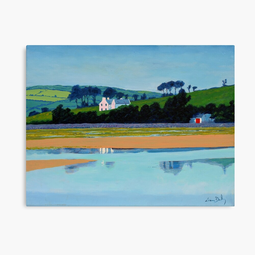 Clonakilty Bay (West Cork, Ireland) Canvas Print