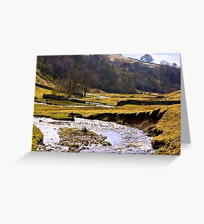 Park Gill Beck Greeting Card