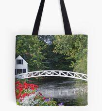 Somesville Gardens Tote Bag