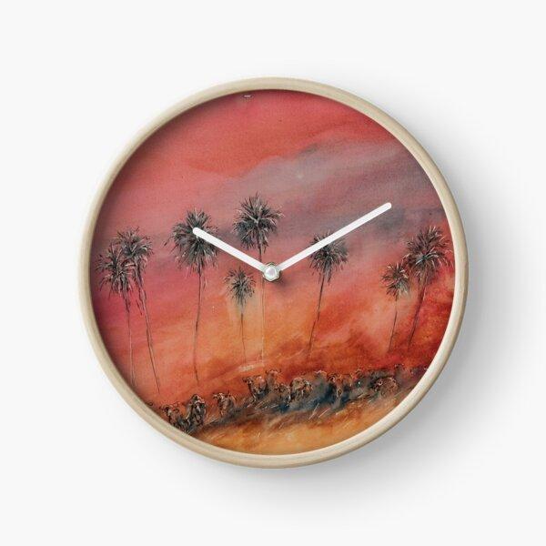Hwange National Park Clock