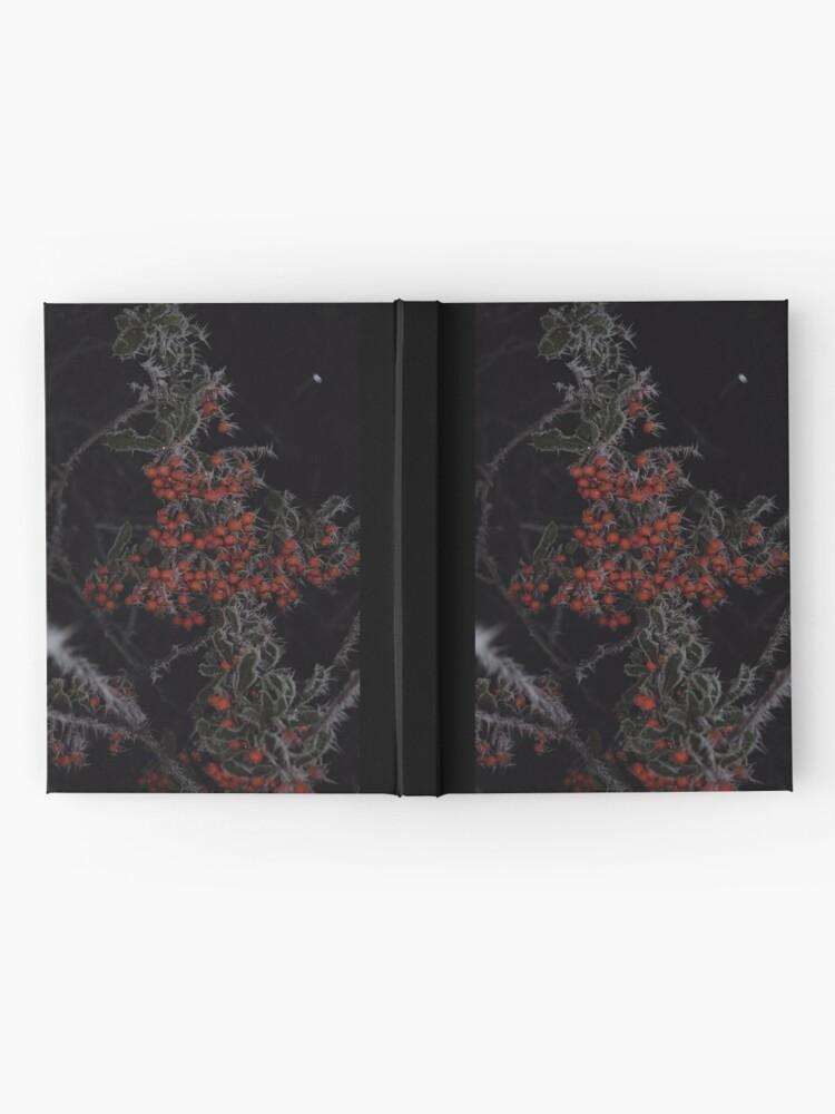 Alternate view of Frozen Berries Hardcover Journal