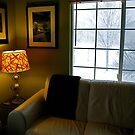 My Living Space by Pamela Hubbard