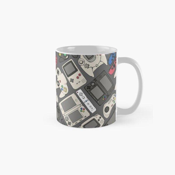 Video Game Controllers in True Colors Classic Mug
