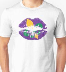 Mardi Gras NOLA Shirt | Bourbon Street TShirt | Fleur De Lis Unisex T-Shirt