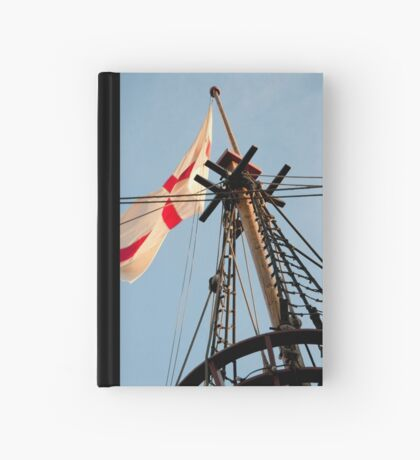 The Crow's Nest: Golden Hinde, London Hardcover Journal
