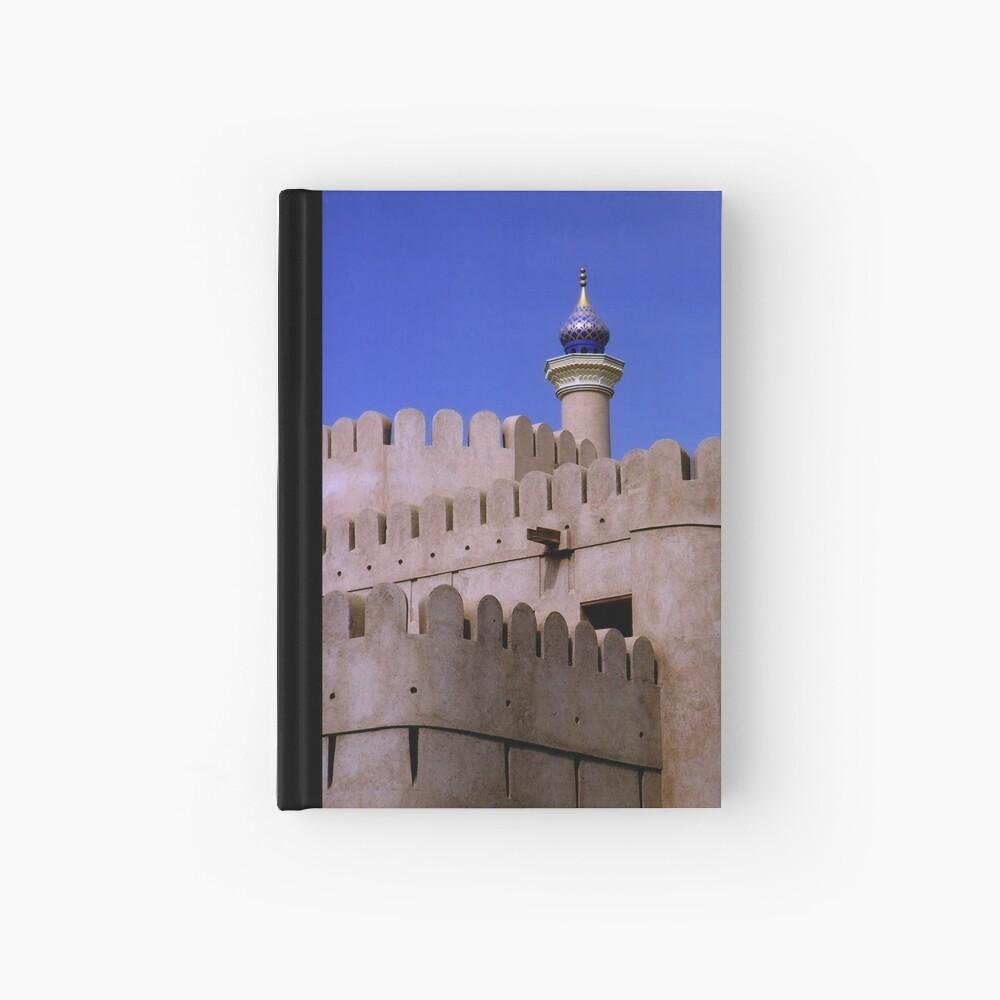 Ramparts of Nizwa Hardcover Journal
