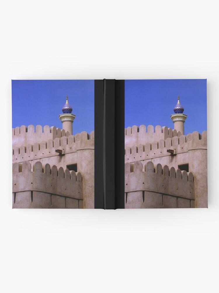 Alternate view of Ramparts of Nizwa Hardcover Journal