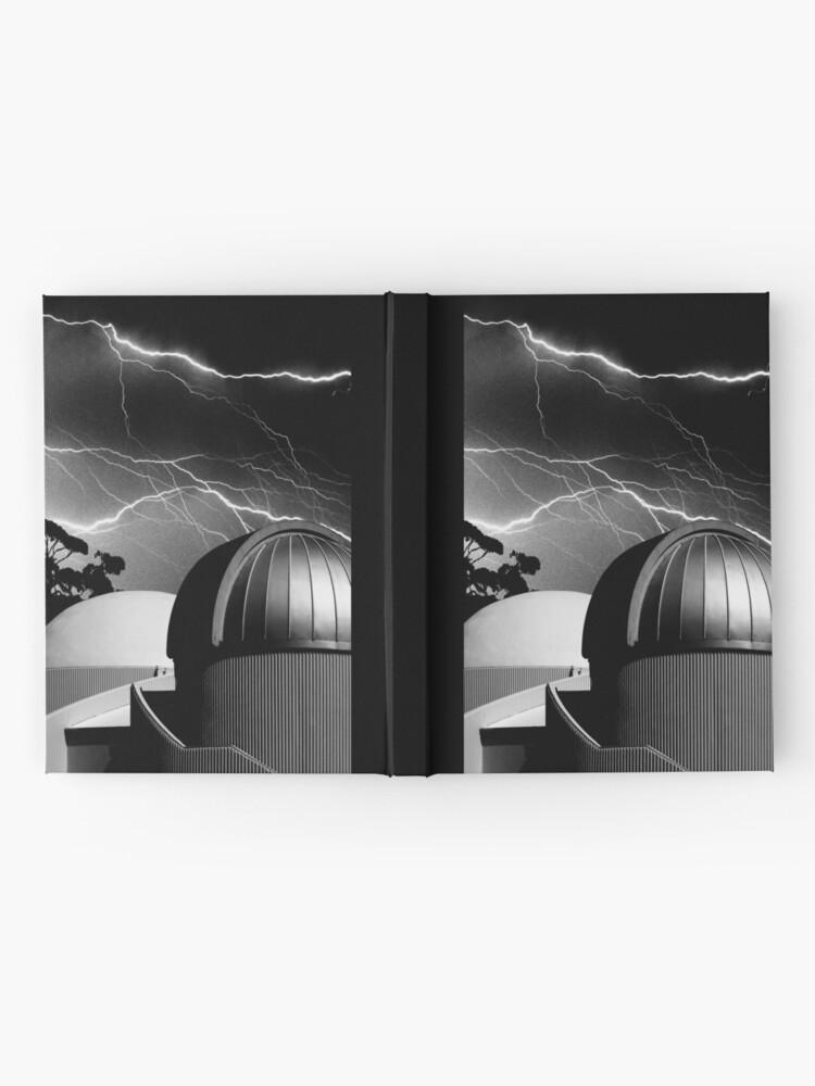 Alternate view of No stars tonight Hardcover Journal