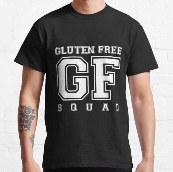 GLUTEN FREE SQUAD (w) Classic T-Shirt