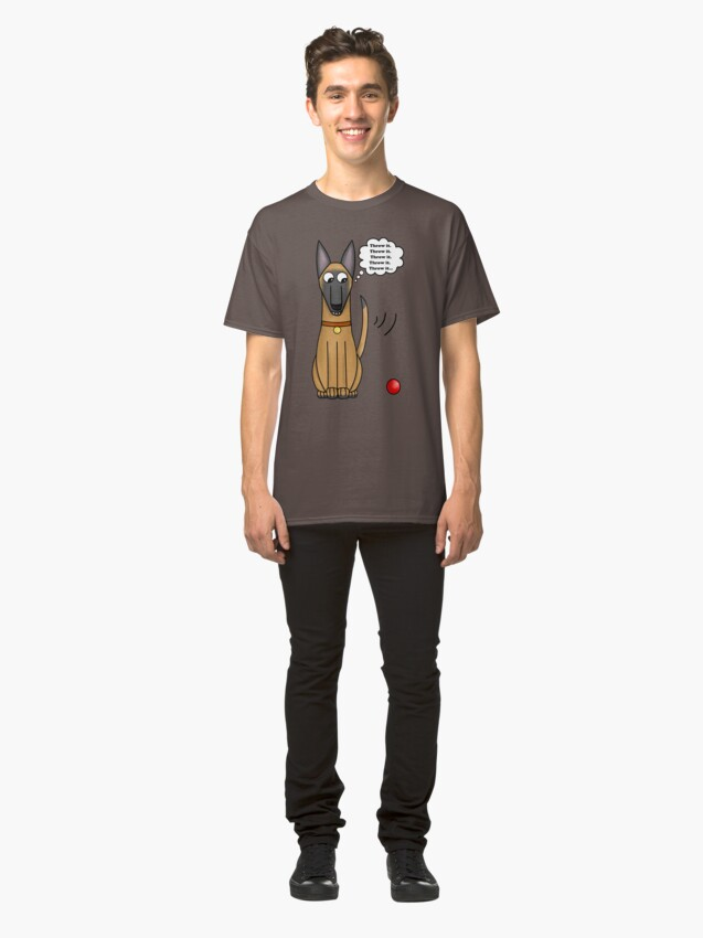 Alternate view of Throw-It Classic T-Shirt
