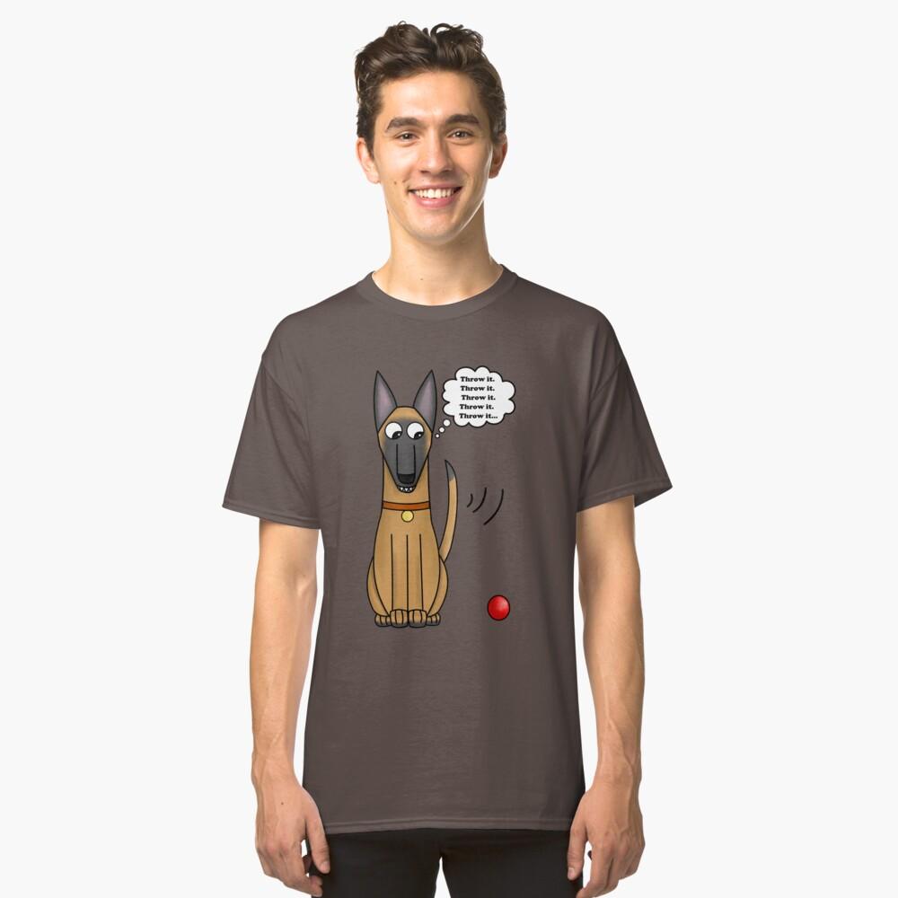 Throw-It Classic T-Shirt
