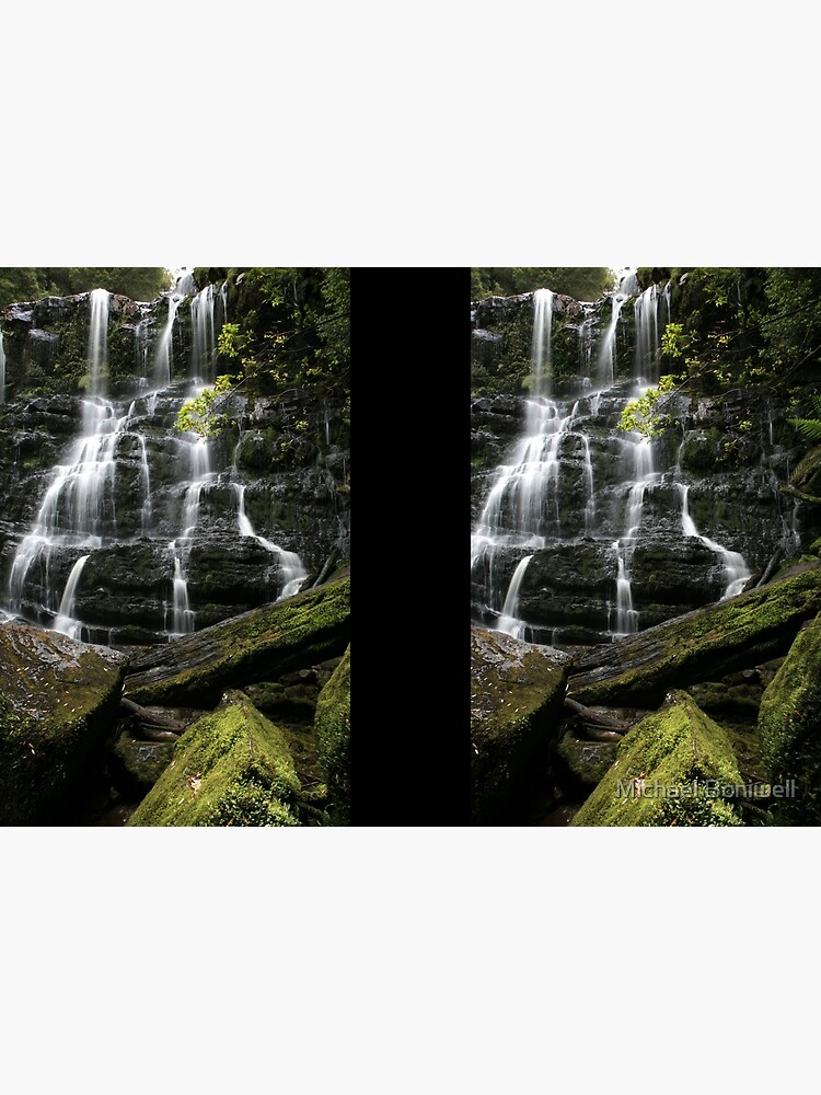 Nelson Falls, Tasmania, Australia by Chockstone